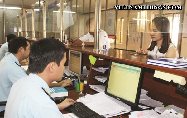 Latest Vietnam Customs document during customs procedure